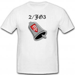 2JG 3 Jagdgeschwader WK Luftwaffe Wappen Emblem Abzeichen T Shirt #2463