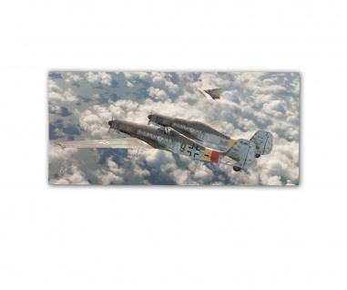Poster rOEN911 Focke Wulf Fw 190 Z 17 Lippischer Deltaflügel P13 ab30x14cm#30289