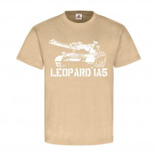 Leo 1A5 Leopard Panzer BUndeswehr Fahrzeug Truppe Besatzung Einsatz T Shirt#9880