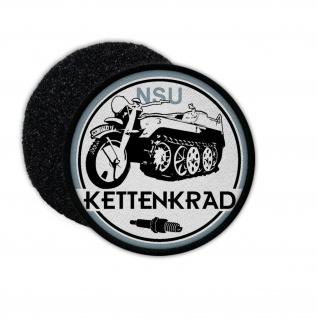 NSU Kettenkrad Kaufen For Sale Typ Hk 101 Patch / Aufnäher #32776