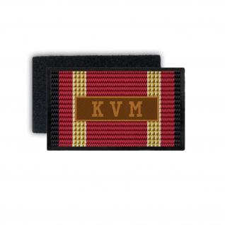 Einsatzbandschnallen KVM Patch Auszeichnung BW Aufnäher Kosovo Mission #33780