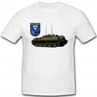 4PzGrenBtl332 Bundeswehr Panzergrenadiere Militär Deutschland - T Shirt #7855