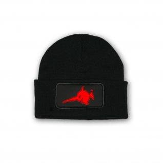 Mütze Sägefisch U96 Alfashirt Maling Uboot Logo #36099