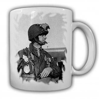 Tasse Us Fallschimspringer Kaffebecher Army Flagge Soldat Amerika#22126