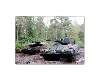 Poster M&N Pictures Leopard & Puma Panzer 2A7 Schützenpanzer ab30x21cm #30278