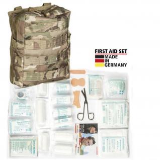 Combat FIRST AID SET Erste Hilfe Verbandskasten Notfall Verbandsmaterial #18716 - Vorschau 1