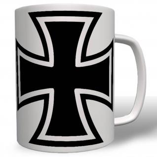 Kreuz Panzer Marine Heer Bundeswehr Symbol Wappen Orden Abzeichen Tasse #16486