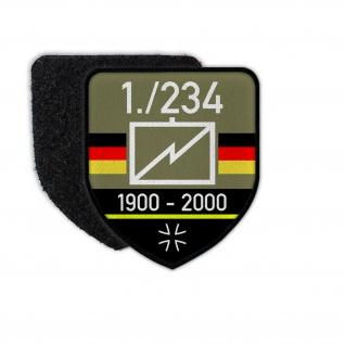 Patch BW EloKa Veteran elektronische Kampfführung Bundeswehr Klett #27429