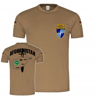 Gr. 2XL - Tropenshirt Afghanistan Einsatz #R61