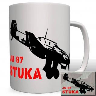 Stuka Ju 87 Sturzkampfbomber - Tasse Becher Kaffee #26