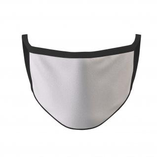 Mund Nasen Maske Blanko für Sublimation Sumblimierung #35546