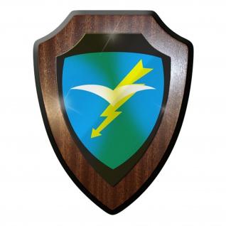 Wappenschild / Wandschild - Brigata paracadutisti Folgore Fallschirmjäger #8982