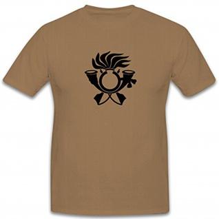 Bersaglieri Militär Italien Infanterietruppe Italienischen Heeres- T Shirt #6030