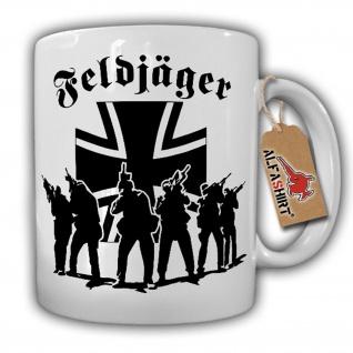 Feldjäger MP Militär Polizei Elite Bundeswehr BW Deutschland Militär - Tasse Becher Kaffee #2631