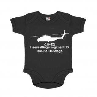 Baby Body HFlgRgt 15 Heeresfliegerregiment Rheine-Bentlage Bundeswehr #32485
