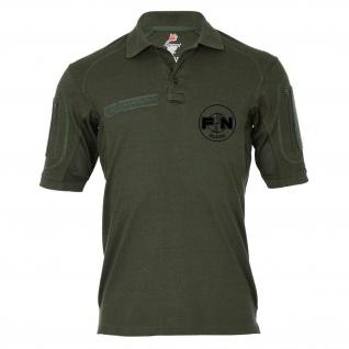 Tactical Poloshirt Alfa - FN Belgique Fabrique Nationale Herstal Belgien #19009