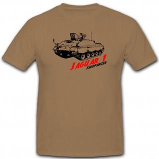Raketenwerfer Jagdpanzer Jaguar 1 Bundeswehr Heer Deutschland - T Shirt #11508
