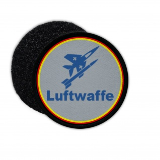 Patch Luftwaffe Bundeswehr Deutschland Luftstreitkraft Klett Uniform #30419