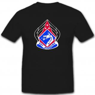 XVIII Airborne Corps 18 ABC SSI US Army Militär Schulterabzeichen T Shirt #9689
