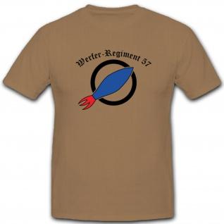Werfer-Regiment WH Militär Wappen Abzeichen WK - T Shirt #4397