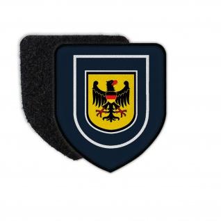 Patch Bundespolizei Abzeichen Adler Bundesadler Bundesrepublik Wappen #31161