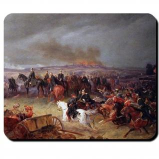 Schlacht bei Königgrätz Deutscher Krieg Entscheidende Schlacht Mauspad #16163