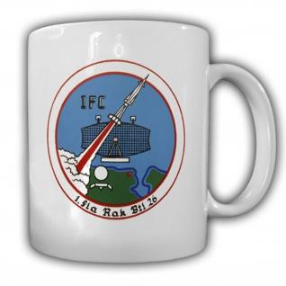 1 FlaRakBtl 26 IFC Flugabwehrraketenbataillon Wappen Abzeichen - Tasse #14739