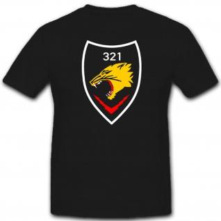1./ JaboG 32 Luftwaffe Lechfeld Tigers - T Shirt #1932