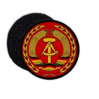 Patch Volksmarine VM NVA Marine DDR Ostsee Abzeichen Wappen Hammer Zirkel #24508