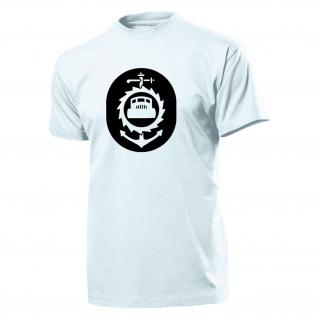 Pionier Btl 11 Nva Ddr Pibtl 11 Wappen Abzeichen Emblem - T Shirt #5378