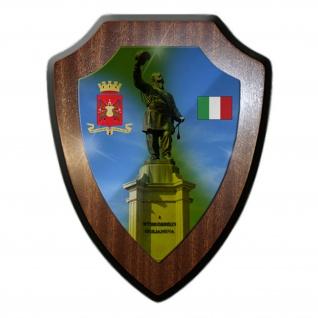 Wappenschild Wandschild Esercito Italiano Italien Heer Militär Emanuele #18231