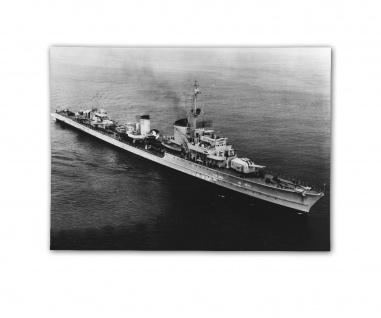 Poster USS Macon Flugzeugträger ZRS-5 Hangar One Moffet Field ab 30x22cm #31054