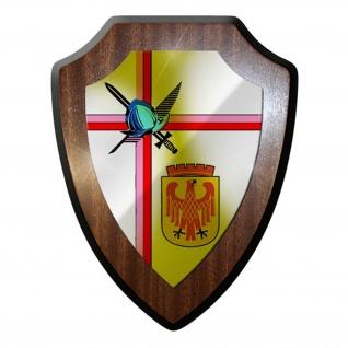 Wappenschild / Wandschild - Militärgeschichtliches Forschungsamt #12214