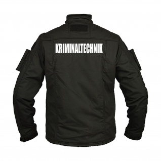 Kommando Fleecejacke Kriminal Technik Tactical Airsoft Polizei Military #32591