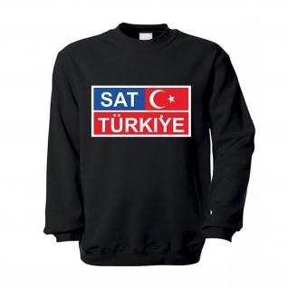 SAT Türkiye Türkei Türkische Offensive Gruppenkommando Pullover #12627
