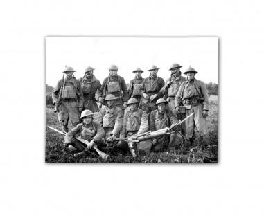Poster Doughboys US Infanteristen United States Army Plakat ab 30x22cm #31112