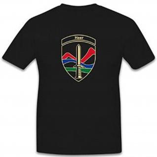 Schweizer Armee Switzerland Army Wappen Abzeichen Emblem- T Shirt #6963