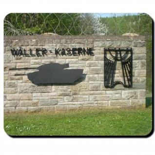 Wäller Kaserne Westerburg Panzer Bataillon 154 PzBtl - Mauspad #7937