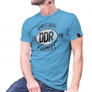 Original DDR Produkt 1990 Deutsch Wartburg NVA FDJ Ost Ossi T Shirt #27470