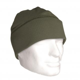US Army Commando Cap Oliv Kappe Mütze Fleece Kommando schnelltrocknend #17854