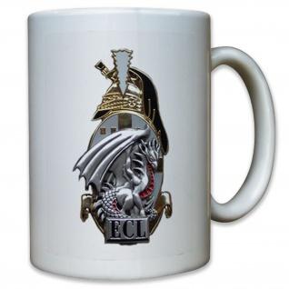 Tasse ECL 4e drag Frankreich Französische Armee - Kaffee Becher Tasse #11465