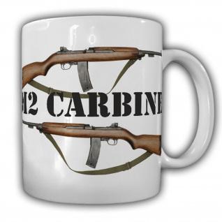 M2 Carabine Us Militär Streitkräfte Polizeien Selbstladegwehr Corps Tasse #16294