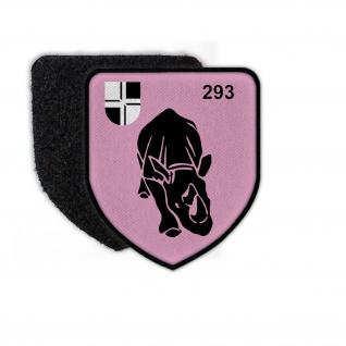 Patch PzBtl 293 Bundeswehr Panzer Bataillon BW Übungsplatz Dienstzeit #24312