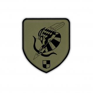 Patch Aufnäher KHRgt 26 Kampfhubschrauber Regiment Bundeswehr Wappen #20055