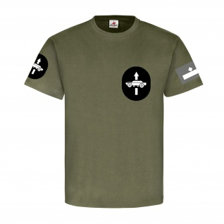 Feldwebel Grenzaufklärer Grenzregiment 4 DDR NVA Grenze Abzeichen T Shirt #15072