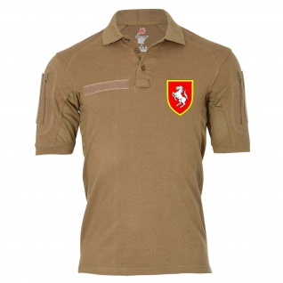 Tactical Polo PzBrig 21 Panzerbrigarde Bundeswehr Abzeichen Polohemd #24475