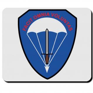 Kommando Spezialkräfte Elite Einheit Militär Ksk Facit Omnia Voluntas - Mauspad PC #16635