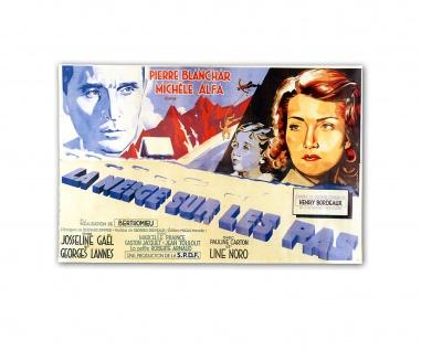 Poster Schnee auf den Stufen Plakat Us Army America Movie ab 30x20cm #30847