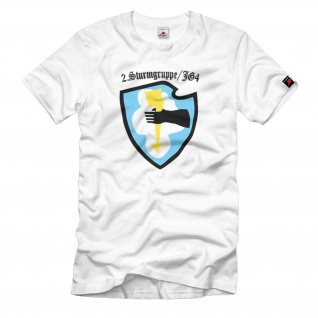 2 Sturmgruppe JG Luftwaffe Jagdgeschwader 4 T-Shirt #1803