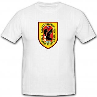 Ausbildungzentrum Spezielle Operationen Bundeswehr Deutschland - T Shirt #7894